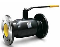Кран шаровый фланцевый полнонопроходной LD КШЦФ для газа, воды