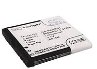 Аккумулятор для Nokia 8600 Luna 950 mAh