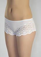 Трусы женские шорты нижняя часть кружевная ТЖ019