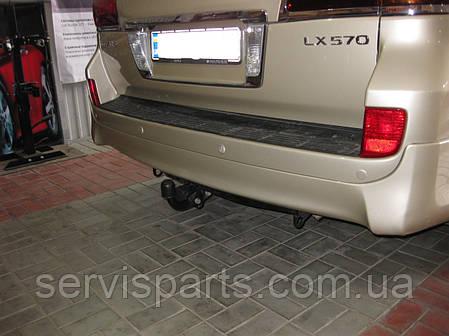 Фаркоп Lexus LX 570 (Лексус 570), фото 2