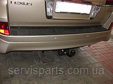 Фаркоп Lexus LX 570 (Лексус 570), фото 3