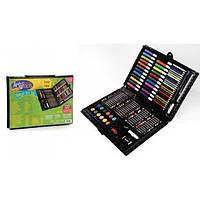 Большой набор для творчества 120шт Darice 120-Piece Deluxe Art Set США