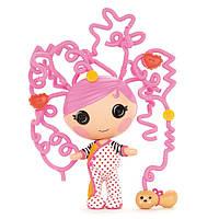 Лалалупси Малышка Фокусница Чудо-Завитушки Lalaloopsy littles silly hair doll