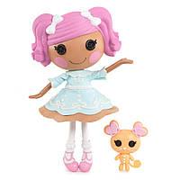 Lalaloopsy большая кукла Лалалупси Глазурина с питомцем 30см Large Doll Fancy Frost N Glaze