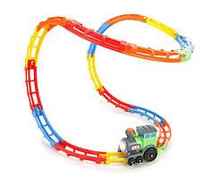 Little Tikes железная дорога Танцующий поезд Tumble Train