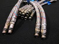 Шланги для подвода воды к смесителю Проф 1/2- М10 (Украина)
