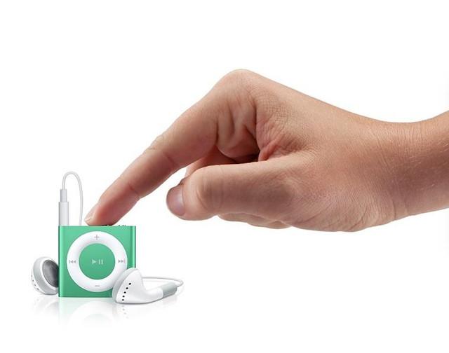 MP3 плееры APPLE IPOD