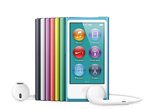 MP3 плееры Apple iPod Nano 7Gen