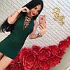 Платье-туника в рубчик, фото 2