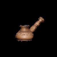 Турка глиняная Шляхтянская AG06 Покутская керамика