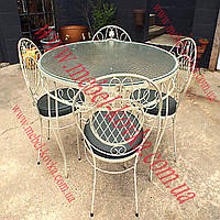 Столы и стулья для летних площадок 14
