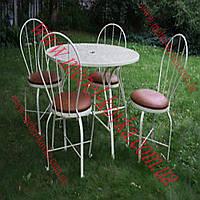 Столы и стулья для летних площадок 15