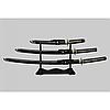 Самурайский меч KATANA с безукорызненным исполнением деталей (14974 (3 в 1))
