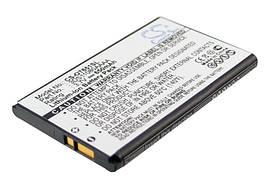 Аккумулятор для Alcatel OT-C652 650 mAh