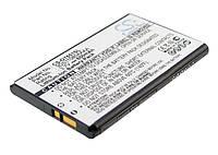 Аккумулятор для Alcatel OT-E801A 650 mAh