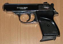 Сигнальний пістолет Ekol Major (хром)
