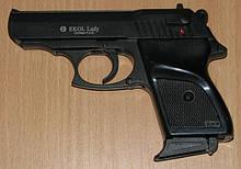 Сигнальний пістолет Ekol Lady (чорний)