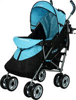 Прогулочная коляска-трость Caretero Spacer
