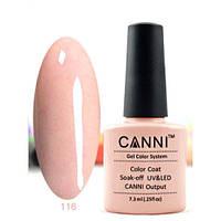 Гель-лак Canni №116 7,3 ml