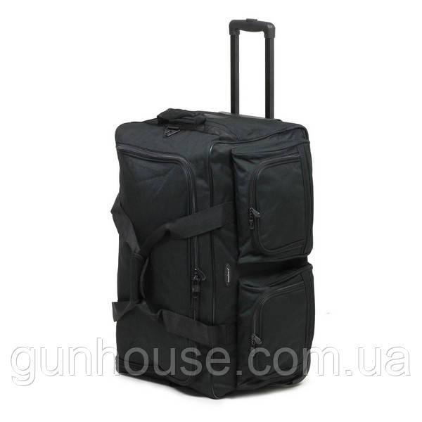 d9320dc35545 Сумка дорожная на колесах Members Travel Wheelbag 71 Black покупайте ...