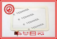 Тачскрин Prestigio MultiPad 10.1 4QUNTUM 3G БЕЛЫЙ