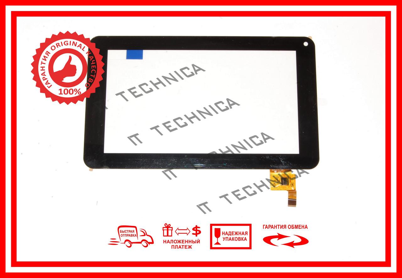 Тачскрин Prestigio Multipad 7.0 ULTRA+ Черный