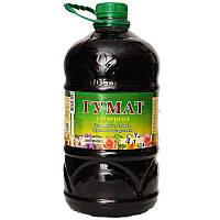 Гумат универсал - жидкое удобрение, 4 литра