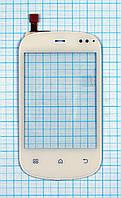 Тачскрин сенсорное стекло для Fly IQ236 white