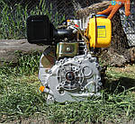 Sadko DE-300M дизельний двигун  (6 к.с., шліци)