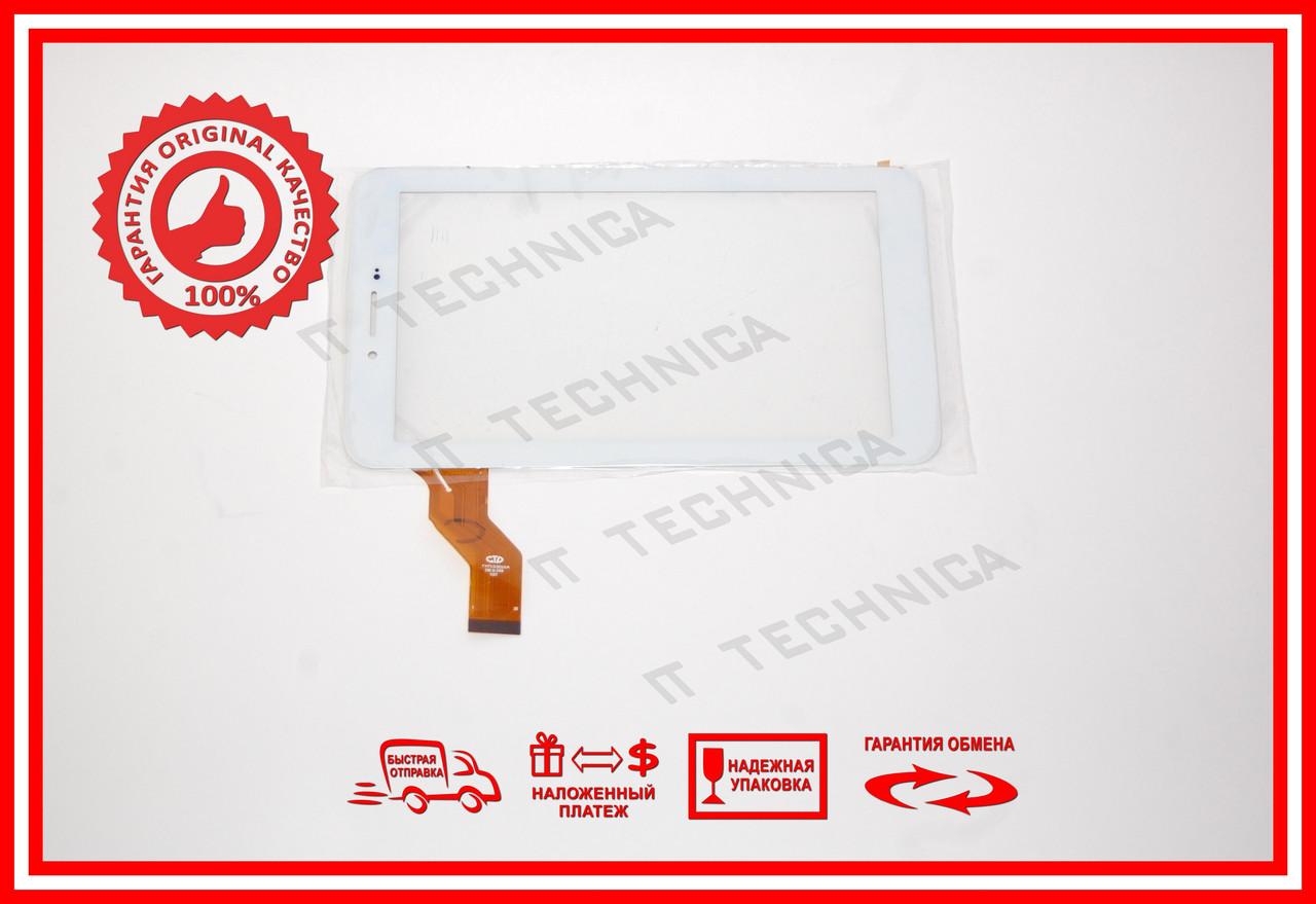 Тачскрин RoverPad 6.8 Air S70 TM712 186x105 БЕЛЫЙ