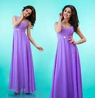 Женское вечернее платье Нафаня в расцветках