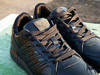 Adidas 750 Full Black Leather , спортивная обувь 44 (28 см)