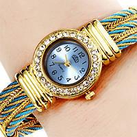 женские кварцевые часы - браслет Miss IV- 4 варианта, фото 1