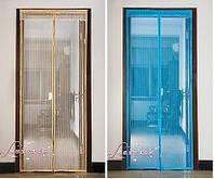 Антимоскитная дверная сетка Moscuito Net - защита от комаров, фото 1