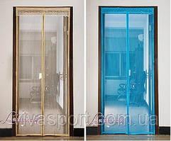 Антимоскітна дверна сітка Moscuito Net - захист від комарів
