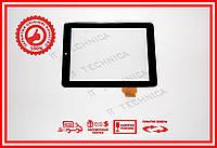 Тачскрин Texet TM-8041 HD Черный Тип1