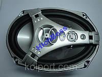 Автомобильная акустика BM Boschmann XLR-9949 400W 15x23 Колонки 4-х полосные