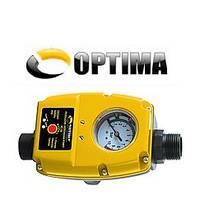 Контроллеры давления воды Защита сухого хода Optima PC59 (c регулируемым диапазоном давления)