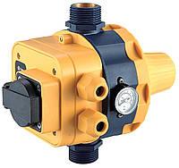 Контроллеры давления воды Защита сухого хода Optima PC19A c автоматическим перезапуском