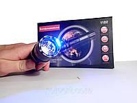 Электрошокер-фонарик 1102 POLICE 20 000 кВ съемная аккумуляторная батарея+русская инструкция, модель 2014 года