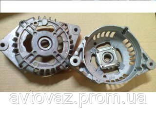 Крышка генератора передняя ВАЗ 2110, ВАЗ 2111, ВАЗ 2112 генератор ISKRA Прамо