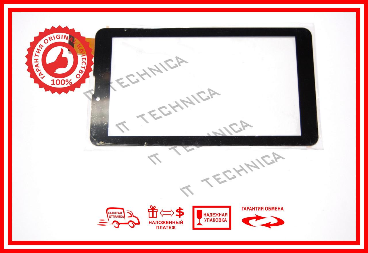 Тачскрин X-digital TAB 711 черный Тип3
