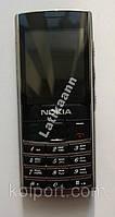 Телефон Nokia X2-00, 2 SIM, громкий динамик, корпус металлический
