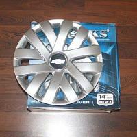 Колпаки на колеса SKS R14 Chevrolet - Колпаки на диски - Модель 216, купить комплект