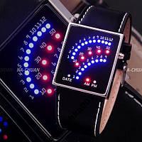 Новые бинарные LED лед часы, наручные часы купить