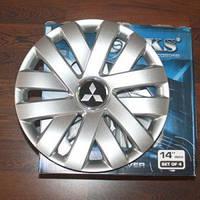 Колпаки на колеса SKS R14 Mitsubishi - Колпаки на диски - Модель 216, купить комплект недорого