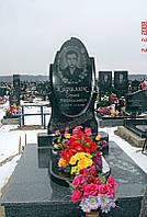 Надгробный Памятник гранитный одинарный