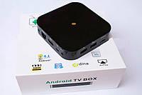 Приставка TV Box Android 4.1 мини-компьтер для телевизора с пультом (Smart TV)