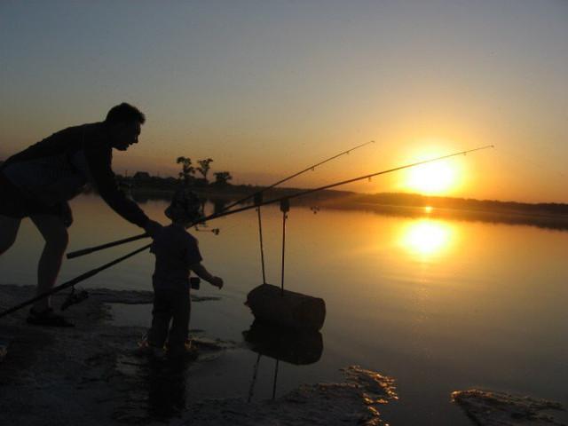 Товыры для рыбалки