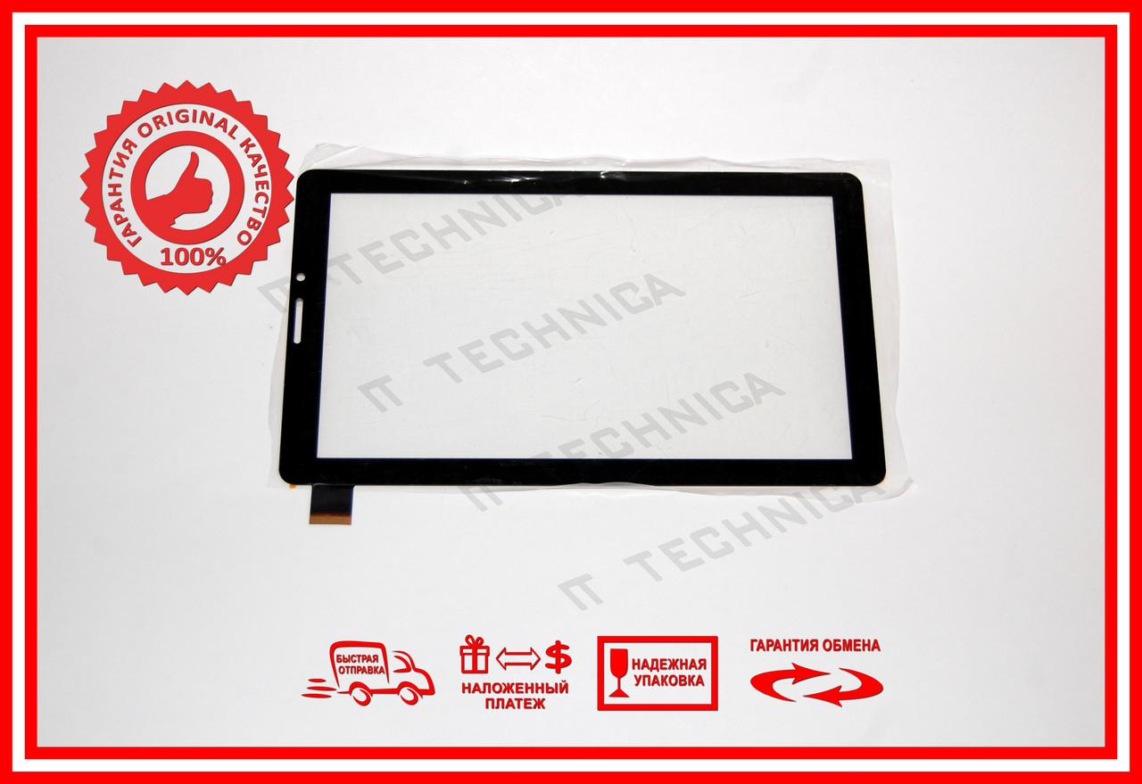 Тачскрин Samsung A3LGTP1000 Китай Черный Тип3